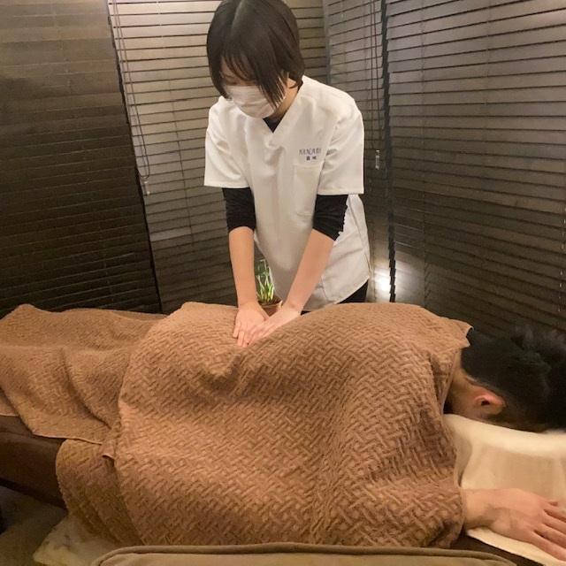 リノア鍼灸院のボディケアは国家資格保有者による施術の画像